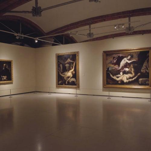 "Josep de Ribera o Jusepe de Ribera dit ""Lo Spagnoletto"" - Martiri de sant Bartomeu - 1644 [1]"