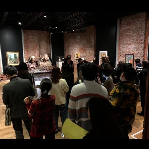 El Museu Nacional arriba a Tòquio amb Barcelona, the city of artistic miracles