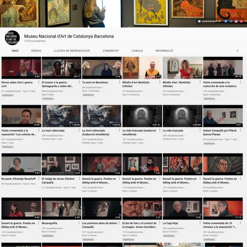 canal youtube museu nacional